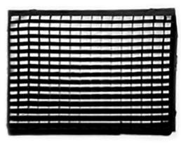 6x6 Frame Rag Place Egg Crate | Contrast Cine - Nashville Video Equipment Accessory Rentals