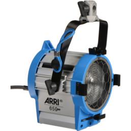 Arri 650 Watt Tungsten Light | Contrast Cine - Nashville Video Lighting Kit Rentals