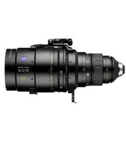 Arri Master Zoom 16.5 - 110mm T2.6 Lens   Contrast Cine - Nashville Film & Video Camera Lens Rental