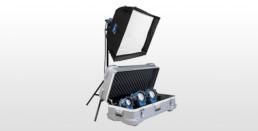 Arri Softbank Tungsten 4 Light Kit | Contrast Cine - Nashville Video Lighting Kit Rentals
