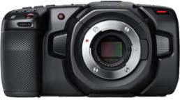 Blackmagic Pocket Cinema Camera 4K | Contrast Cine - Video Camera Gear Rental House in Nashville