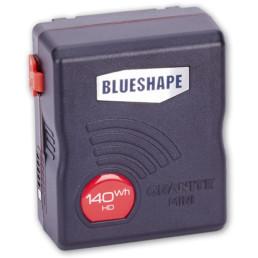 Blueshape 140Wh V-Mount Battery   Contrast Cine - Nashville Video Camera Battery Rentals