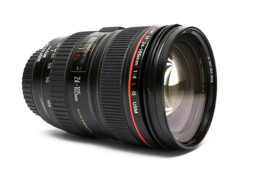Canon 24-105mm f4.0 L Series Zoom Lens | Contrast Cine - Nashville Film & Video Camera Lens Rental