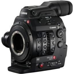 Canon C300 MKII Cinema Camera | Contrast Cine - Video Camera Gear Rental House in Nashville