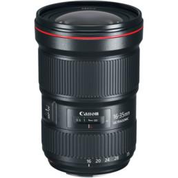 Canon EF 16-35mm f2.8L Lens | Contrast Cine - Nashville Film & Video Camera Lens Rental