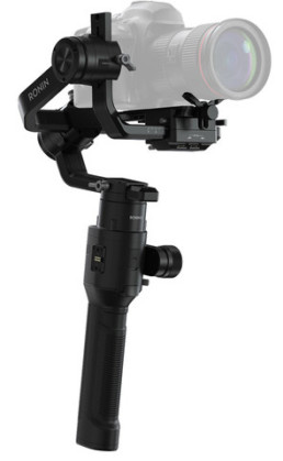 DJI Ronin S Handheld Gimbal | Contrast Cine - Nashville Video Camera Support Equipment