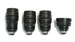 Elite Series 7 2X Anamorphics: 24.5mm T2.1, 40mm T2.2, 50mm T1.9, 75mm T1.9, 100mm T2.3 | Contrast Cine - Nashville Film & Video Camera Lens Rental