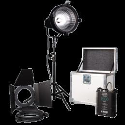 Joker 1600w HMI Zoom Beamer Light Kit | Contrast Cine - Nashville Video Lighting Kit Rentals