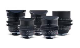 Leica / Leitz M0.8 Full Frame Super Speeds: 21mm f1.4, 24mm f1.4, 35mm f1.4, 50mm f0.95, 75mm f2 | Contrast Cine - Nashville Film & Video Camera Lens Rental
