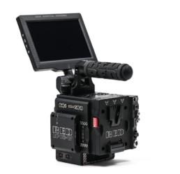 RED EPIC-W Helium 8K Cinema Camera | Contrast Cine - Video Camera Gear Rental House in Nashville