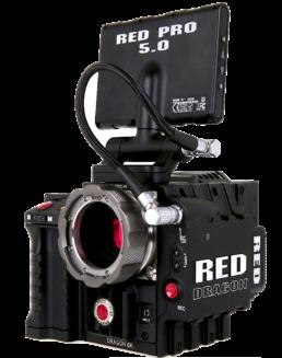 RED Epic Dragon Cinema Camera | Contrast Cine - Video Camera Gear Rental House in Nashville