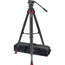 Sachtler Flowtech 75 FSB 8 Quick Release Tripod | Contrast Cine - Nashville Video Camera Support Equipment