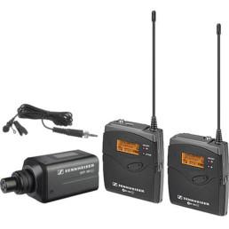 Sennheiser G3 & G4 Wireless Mic Systems | Contrast Cine - Video Audio Recording Equipment Rental
