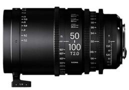 Sigma 50-100 T2 Cinema Zoom Lens | Contrast Cine - Nashville Film & Video Camera Lens Rental