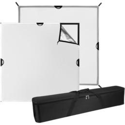 Wescott 4x4 Scrim Jim Cine Frame Kit | Contrast Cine - Nashville Video Lighting Kit Rentals