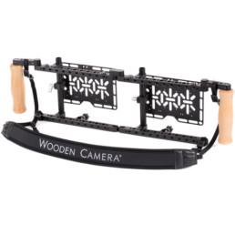 Wooden Camera Dual Directors Cage | Contrast Cine - Nashville Video Production Monitor Rental
