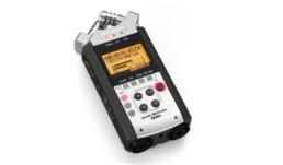 Zoom H4N Audio Recorder | Contrast Cine - Video Audio Recording Equipment Rental