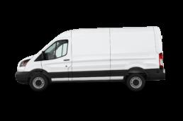 1 Ton Ford Transit 250 Grip Truck | Contrast Cine - Nashville Video Equipment Accessory Rentals