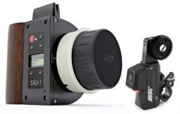 Arri SXU-1 Follow Focus with C-Force Mini Motor | Contrast Cine - Nashville Video Equipment Accessory Rentals