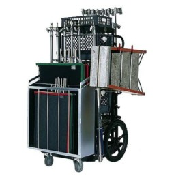 Backstage EZ-Load Grip Electric Cart | Contrast Cine - Nashville Video Grip Equipment Rental