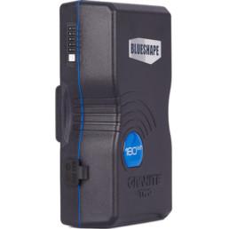 Blueshape 180wh V-Mount Battery   Contrast Cine - Nashville Video Camera Battery Rentals