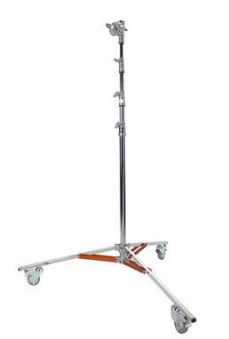 Matthews Hi-Hi Overhead 3 Stage Roller Combo Stand | Contrast Cine - Nashville Video Grip Equipment Rental