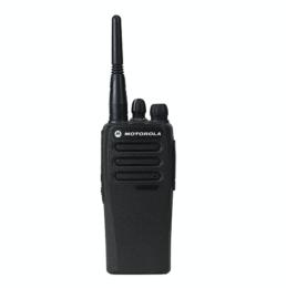 Motorola CP200d Walky Talky Radio | Contrast Cine - Nashville Video Equipment Accessory Rentals