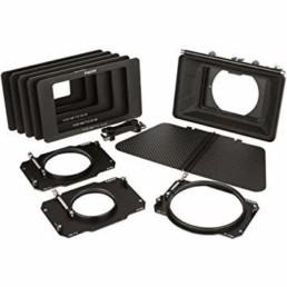 Tilta 4x5.65 Three Stage Clamp On Matte Box | Contrast Cine - Nashville Video Equipment Accessory Rentals
