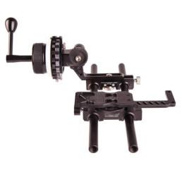 Tilta TT-03 Lightweight Follow Focus | Contrast Cine - Nashville Video Equipment Accessory Rentals
