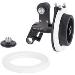 Wooden Camera Zip Follow Focus | Contrast Cine - Nashville Video Equipment Accessory Rentals