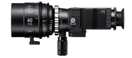 Sigma fp Directors Viewfinder Camera | Contrast Cine - Nashville Film & Video Camera Lens Rental