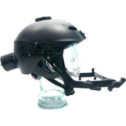 Glide Gear POV100 Helmet POV Camera Rig | Contrast Cine - Nashville Video Camera Support Equipment