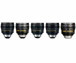 Arri Ultra Prime T1.9 Lens Set: 16mm, 24mm, 32mm, 50mm, 85mm | Contrast Cine - Nashville Film & Video Camera Lens Rental