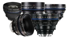 Zeiss CP2 Super Speed EF Lens Set: 18mm T2.6, 25mm T2.9, 35mm T1.5, 50mm T1.5, 85mm T1.5 | Contrast Cine - Nashville Film & Video Camera Lens Rental