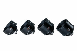 Canon Rangefinder Full Frame Super Speeds - Leica M: 35mm f1.5, 50mm f0.95 'Dream Lens', 85mm f1.5, 100mm f2 | Contrast Cine - Nashville Film & Video Camera Lens Rental
