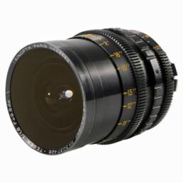 Kinoptik Tegea Rehoused 9.8mm T2.3 Wide Angle Lens | Contrast Cine - Nashville Film & Video Camera Lens Rental