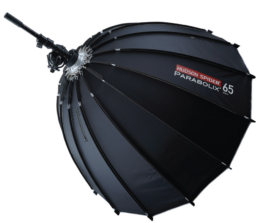 Hudson Spider 65 Parabolix Reflector | Contrast Cine - Nashville Video Equipment Accessory Rentals
