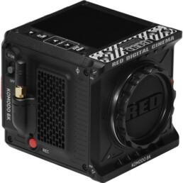 RED KOMODO 6K Cinema Camera (Canon RF) | Contrast Cine - Video Camera Gear Rental House in Nashville