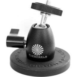 RigWheels Magnetic Mount | Contrast Cine - Nashville Video Camera Support Equipment