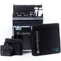 The LightBridge Drive Reflector Kit | Contrast Cine - Nashville Video Equipment Accessory Rentals